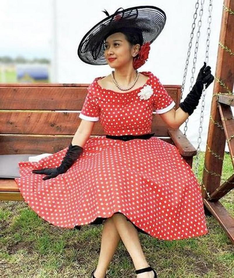 Retro Style Vintage Inspired Fashion Ideas