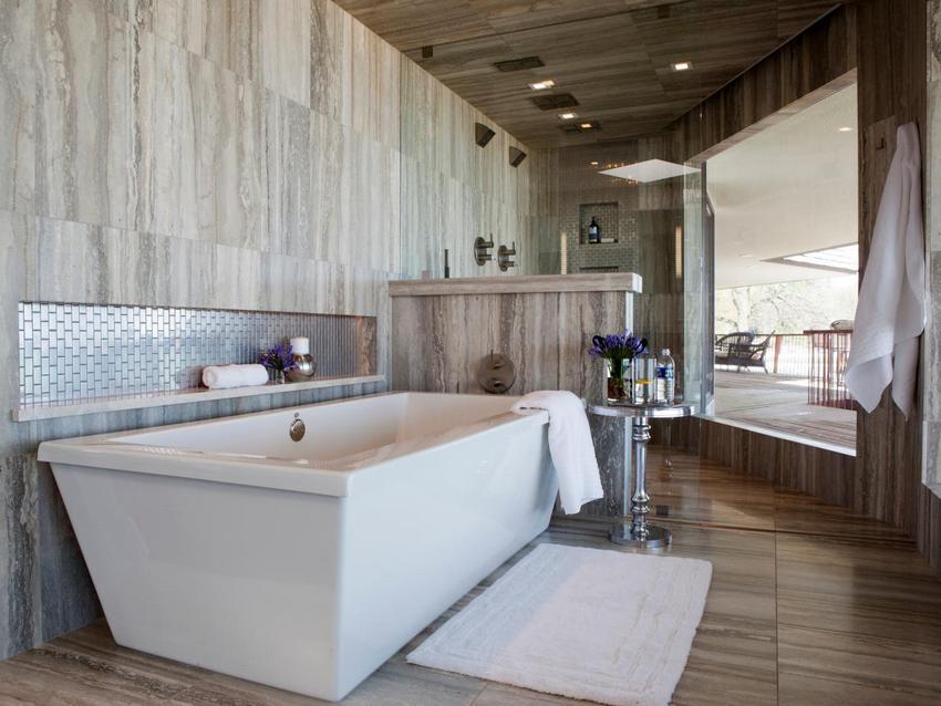 Vintage Style Retro Bathroom Design Ideas Fashion And Living Styles