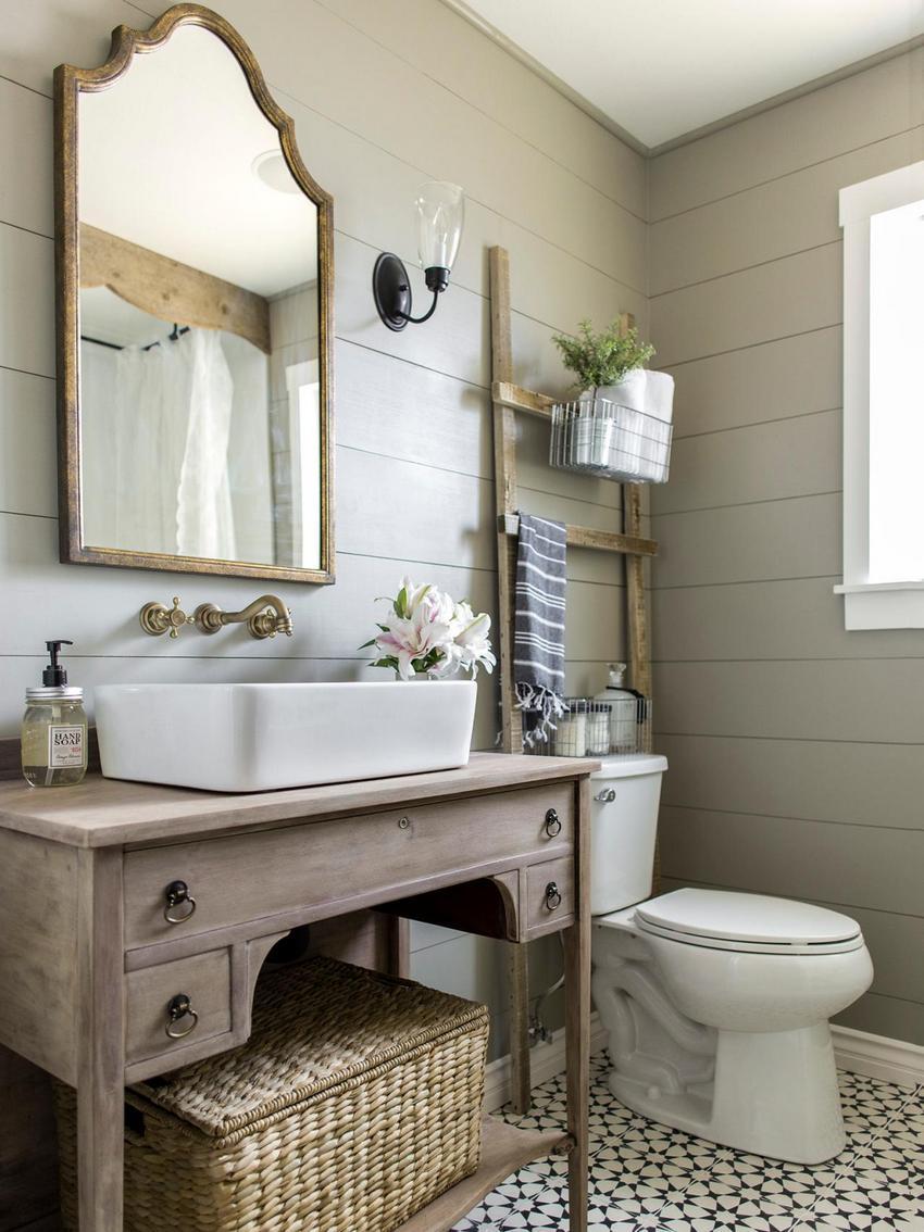 Vintage Style Retro Bathroom Design, Vintage Style Bathrooms