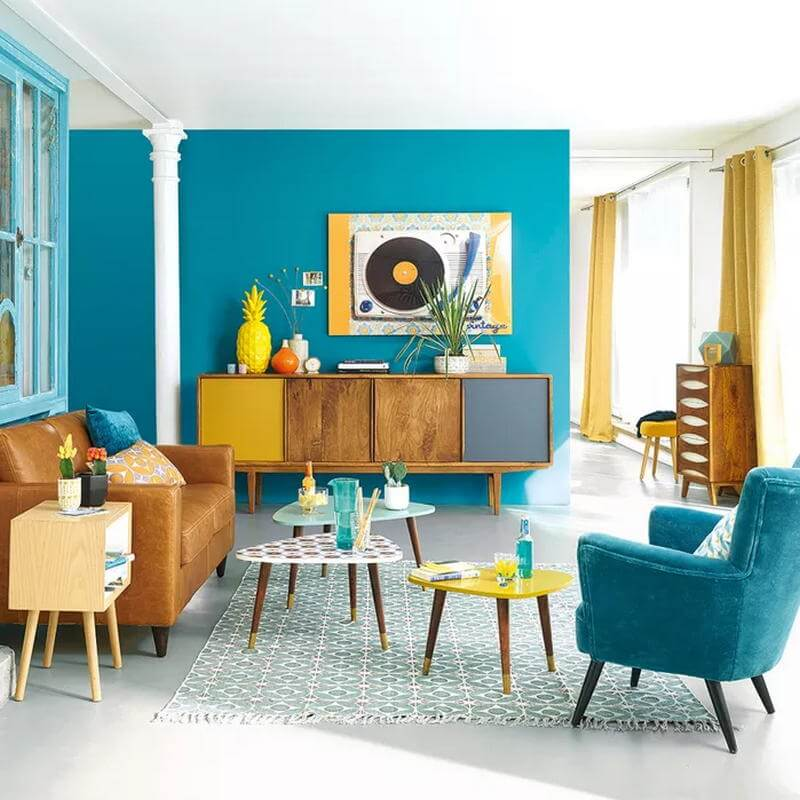 Vintage Living Room Ideas And Decor