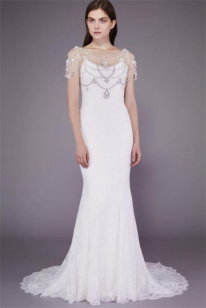 Retro And Vintage Wedding Dresses Ideas   Retro Vintage Style ...